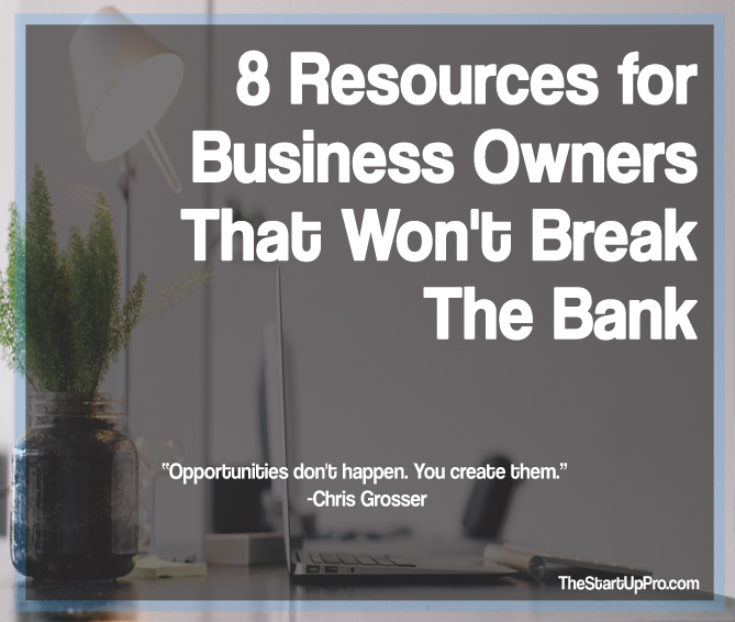 8 Resources for Business Owners